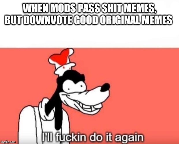 Too many bad memes get passed