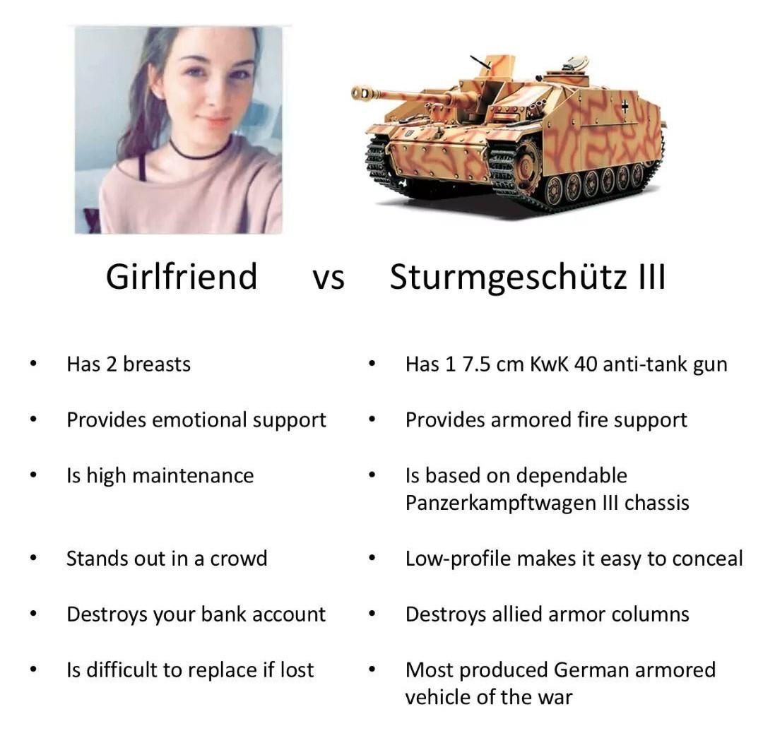 Panzer Superiority - meme