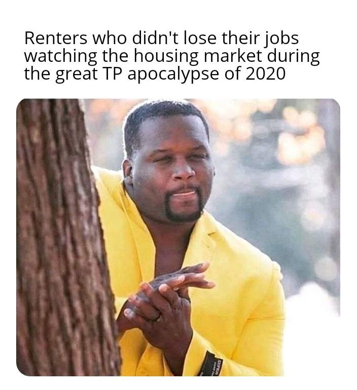It's collapsing - meme