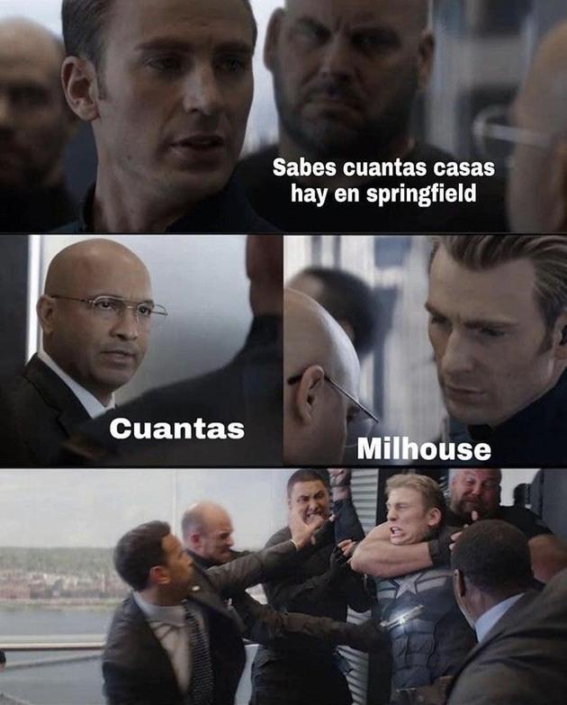 Milhouse - meme