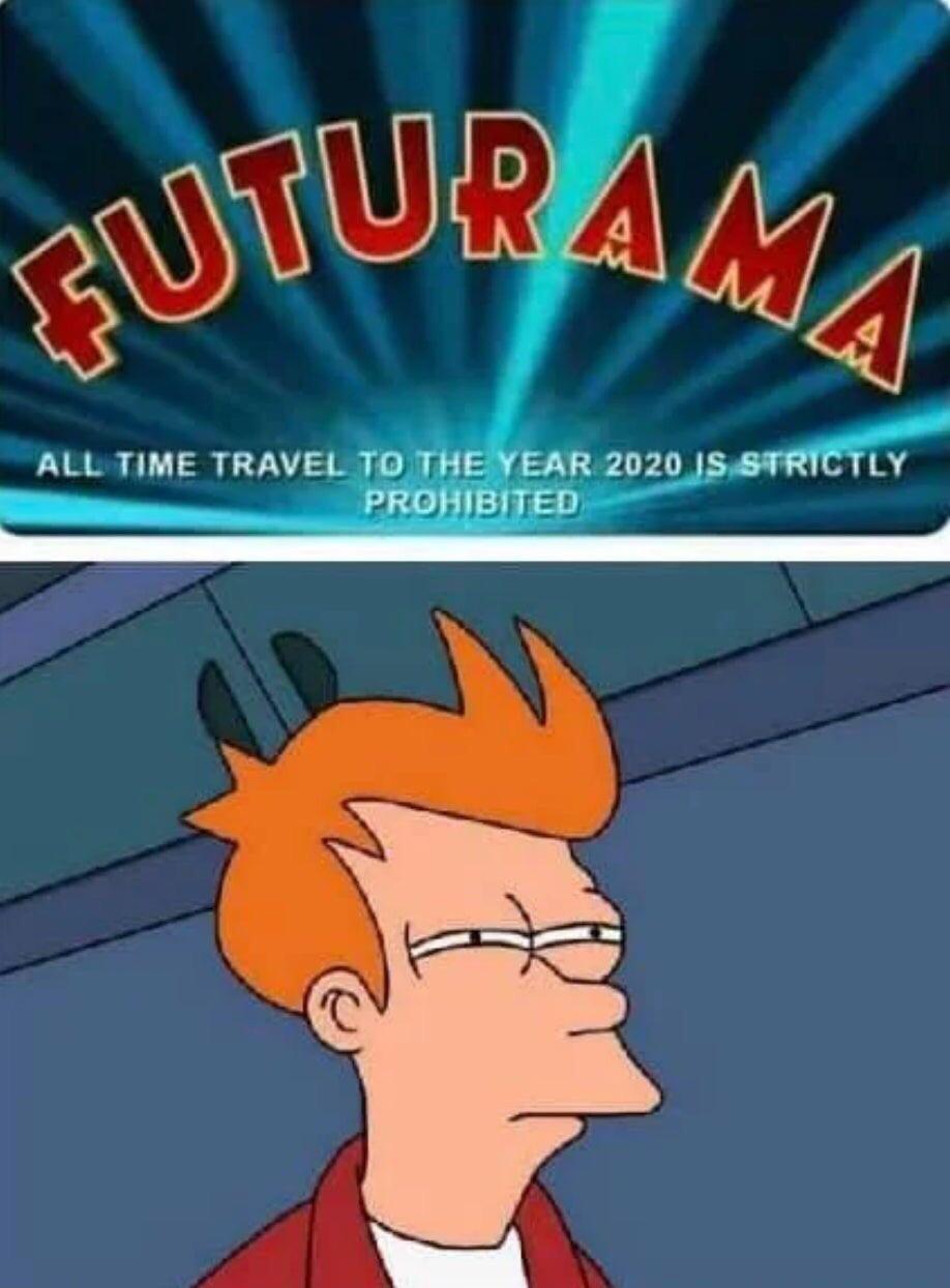 On c'est trop focus sur les Simpson LA VÉRITÉ EST DANS FUTURAMA - meme