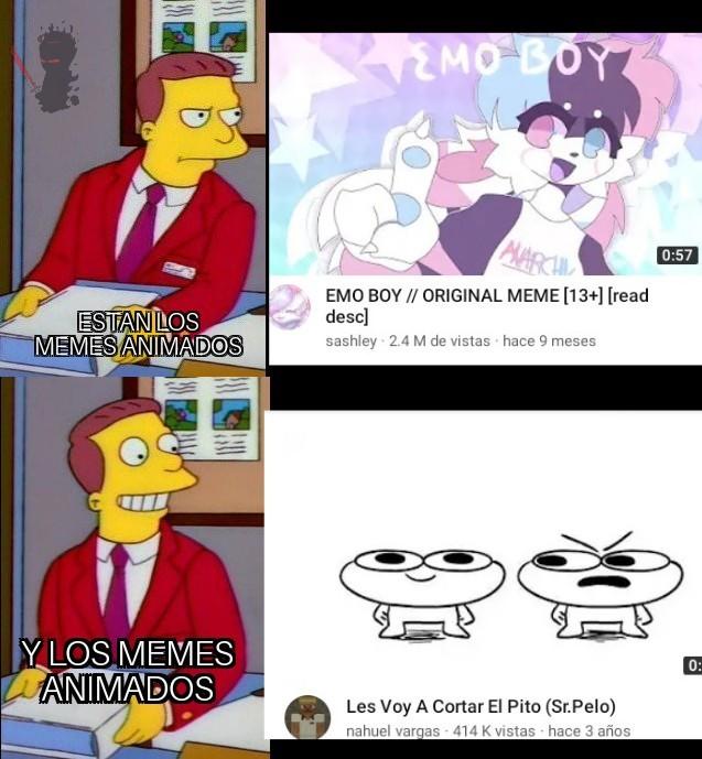Furros=niñas de 12 o 13 sin control parental=ser solo una puta fan de Kitty chanel - meme