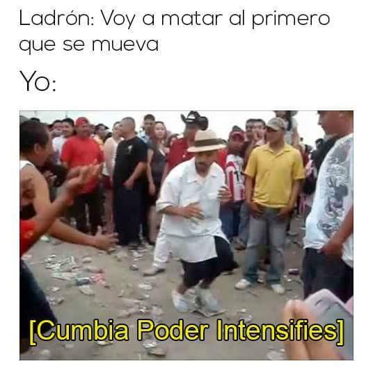 Baila morena - meme