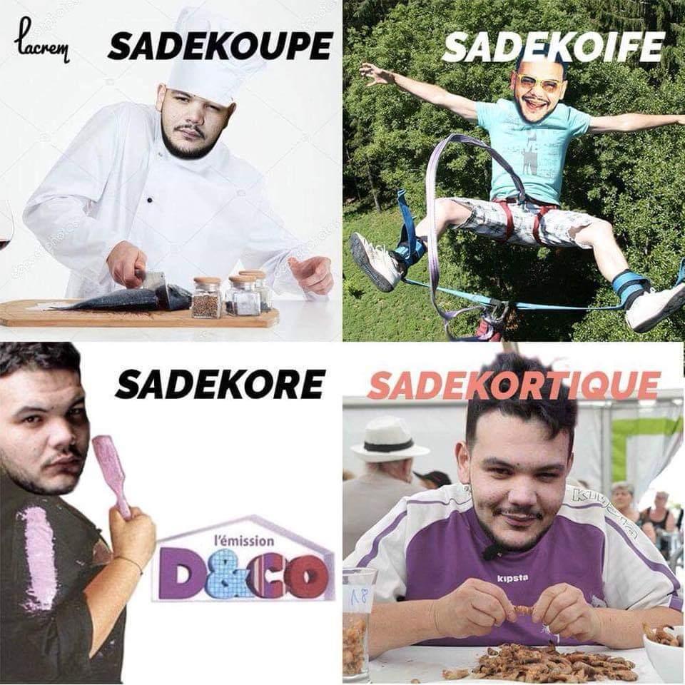 Sadek... - meme