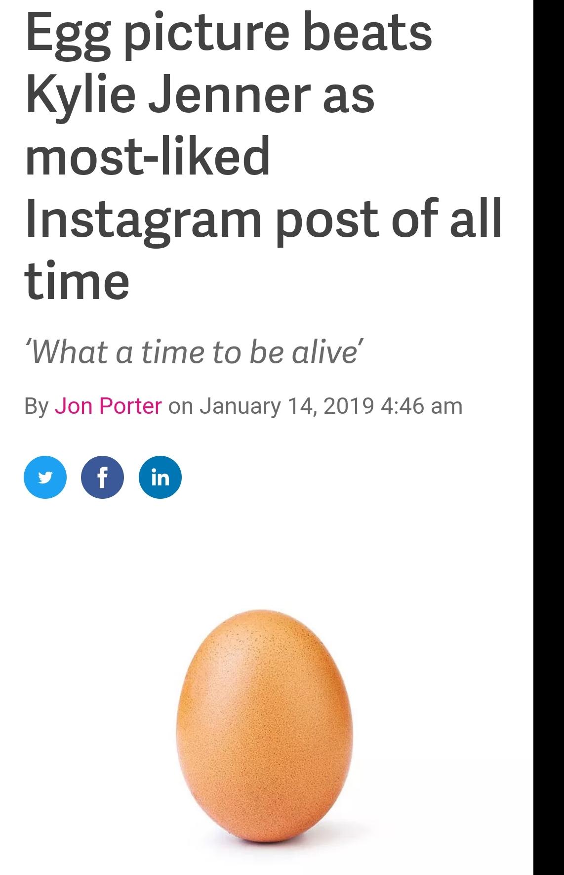 I love eggs too - meme
