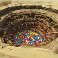 Sarlac ball pit if you star wars nerd you will find this funny