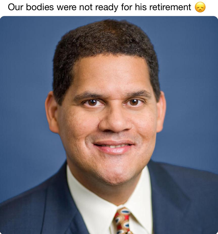 Goodbye Reggie - meme