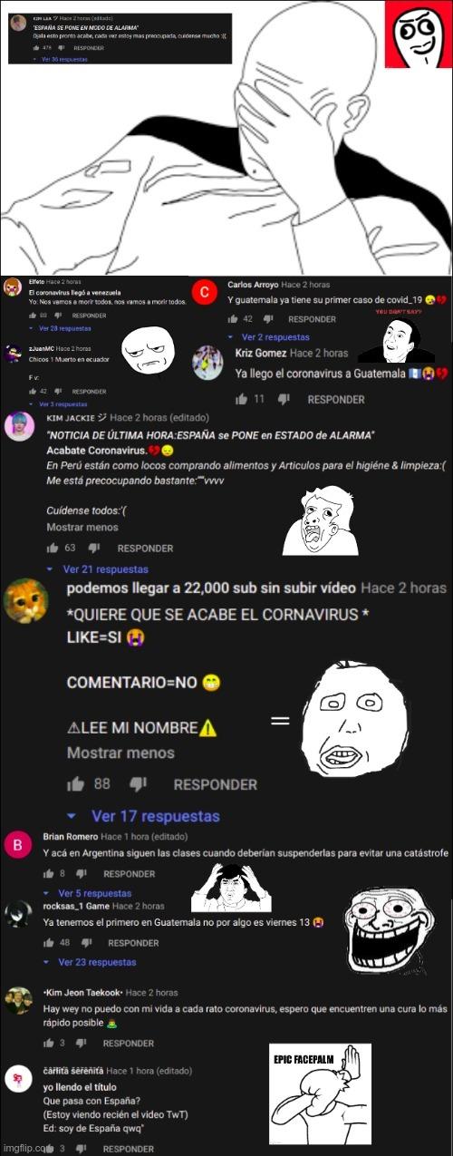 Youtube, el reino de los autistas :son: - meme