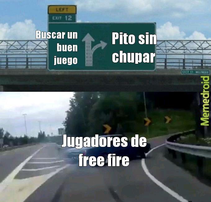 Free fire es kk xd - meme