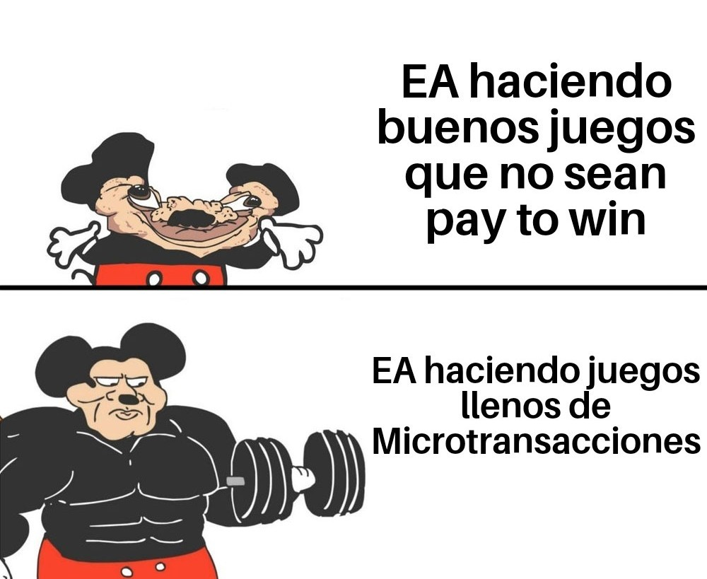 EA malardovich - meme