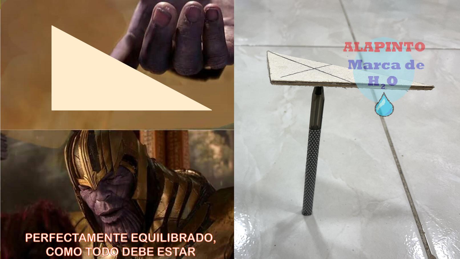 EXPERIMENTO DE FISICA - meme