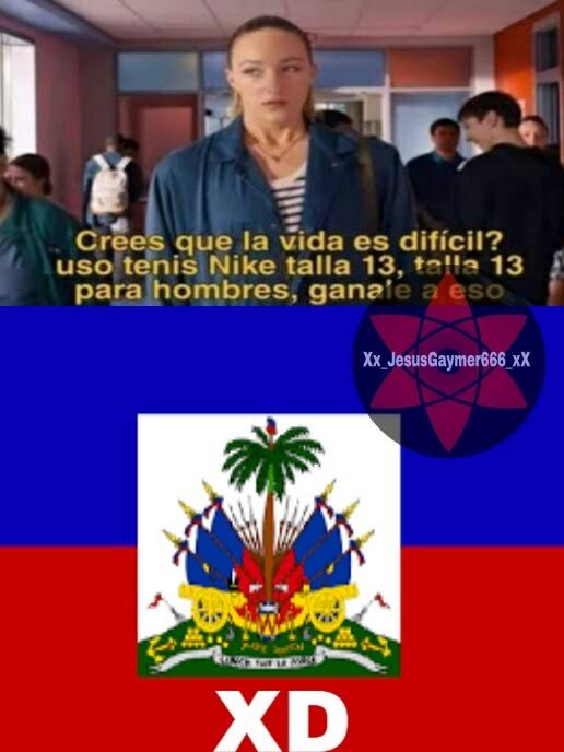 Haití - meme
