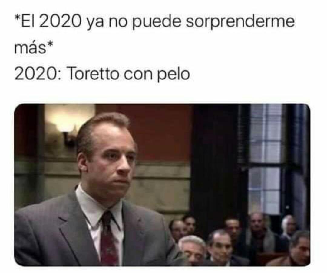 Sorprendeme 2020 - meme