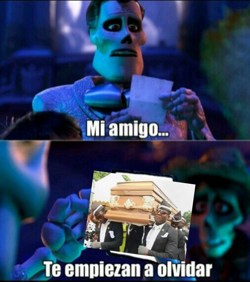 Coffin dance - meme
