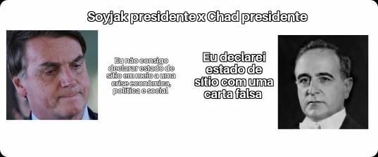 NOOOOOOSSSSOOS PRESIDENTES - meme