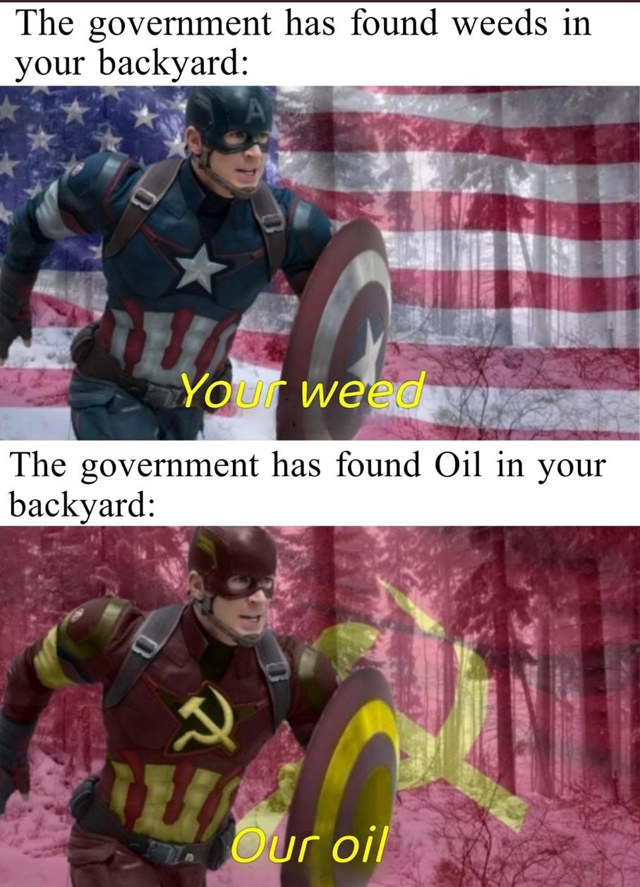 I would call him captain union - meme