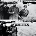 Cancel Culture be like