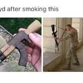 Gun blunt