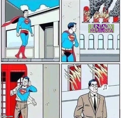 SuperMAN si sabe - meme