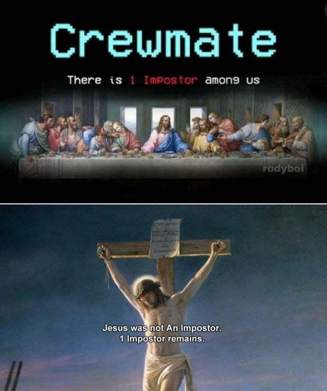 Jesusito no era - meme