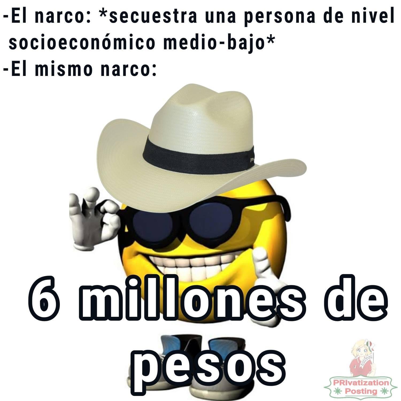 6 millones - meme