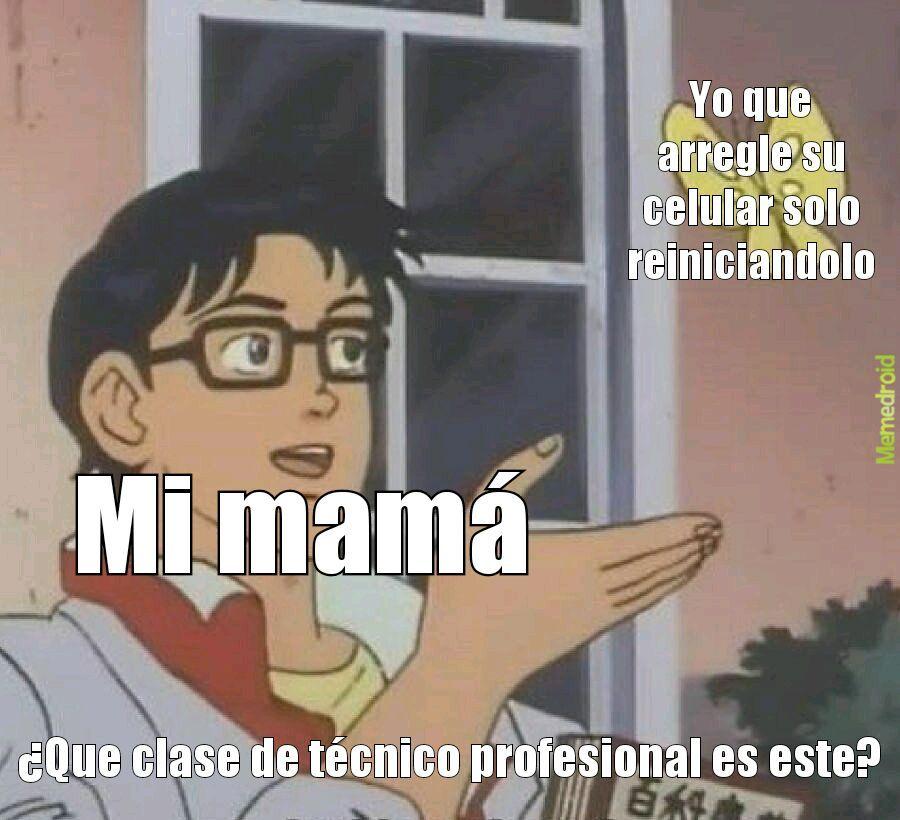 Te rifastes Fernando - meme