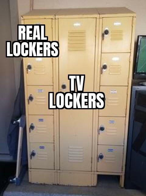 Tv Vs Reality - meme