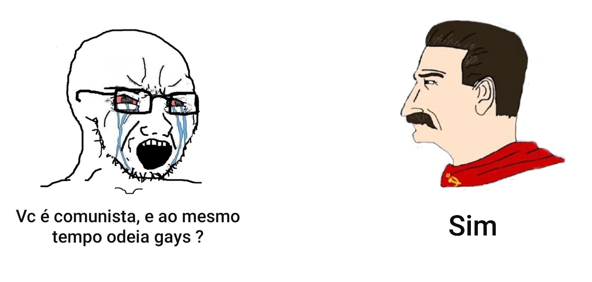 stalindo - meme