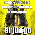 Cyberpunk 2077 es otro sonic 2006 pero puedes editar su **** XD