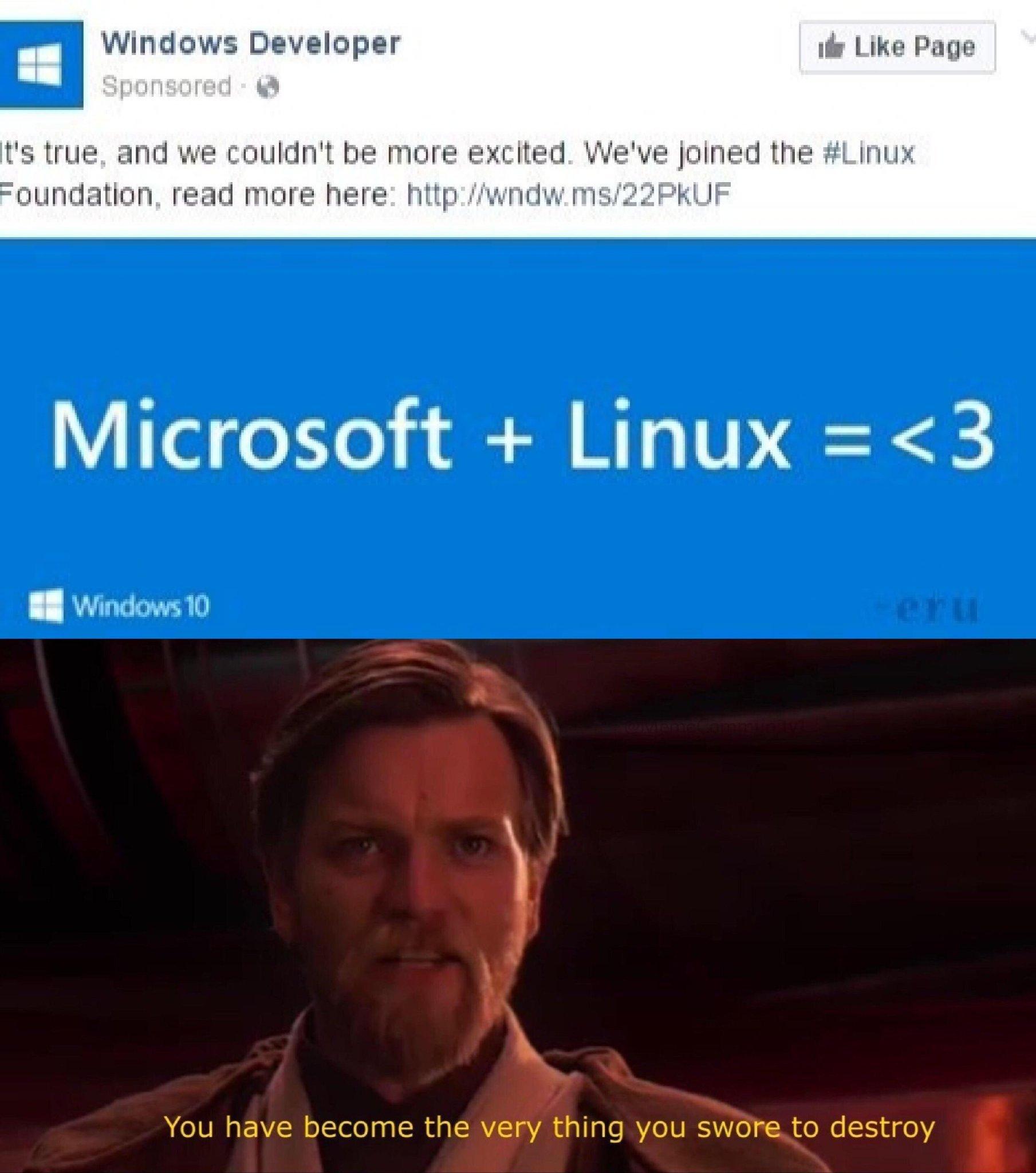 Dammit Microsoft. - meme