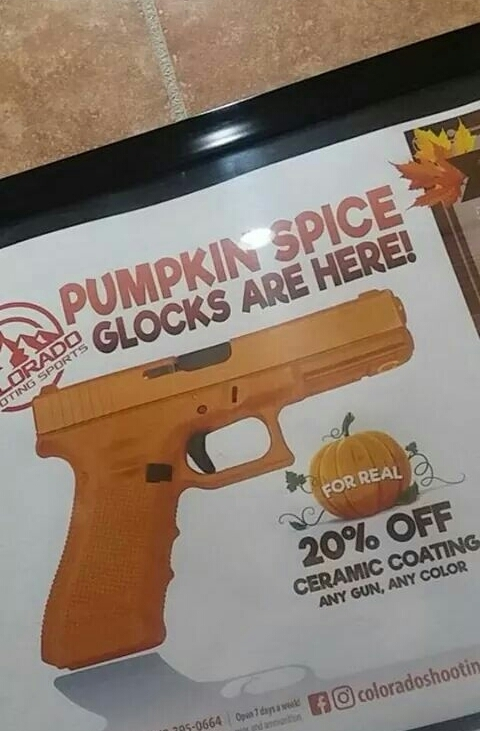 The only pumpkin spice i will tolerate - meme