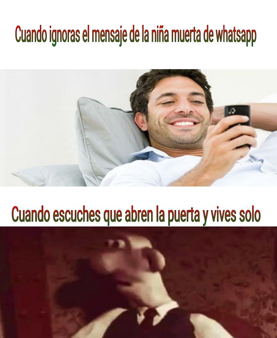 Que miedow - meme