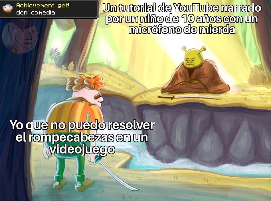 Don Comedias . - meme