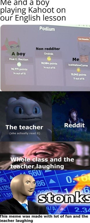 Stonk - meme
