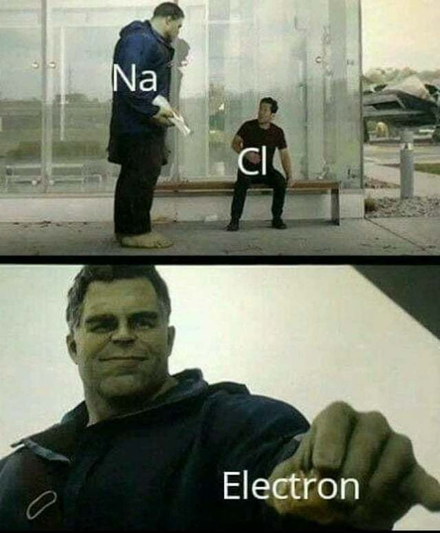 quimica - meme