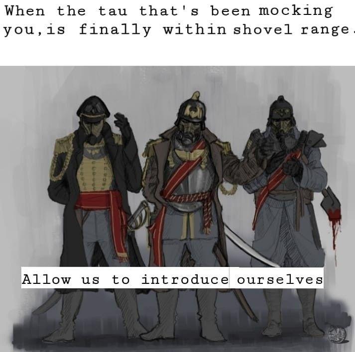 Death Korps of Krieg, noice really noice - meme