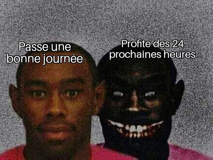 Profite - meme