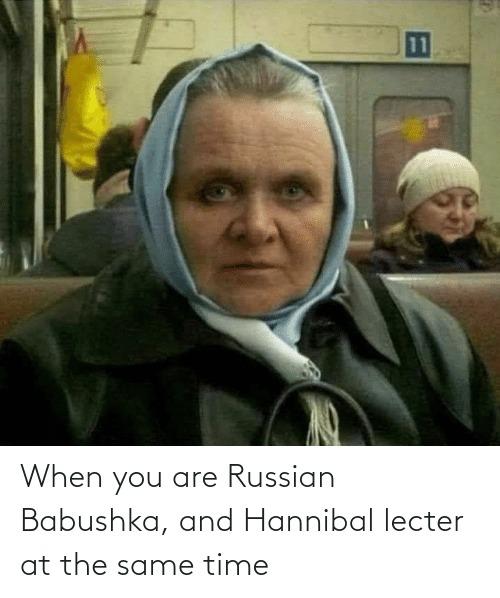 Hanniblyat Lecter - meme