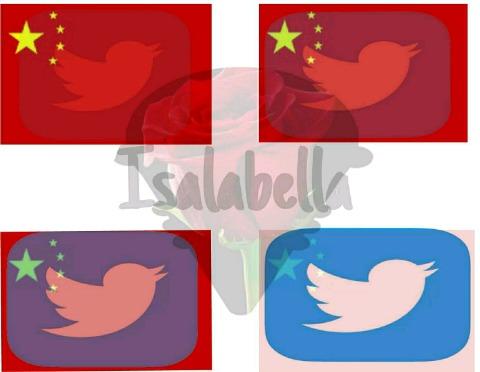 Twitter=China - meme