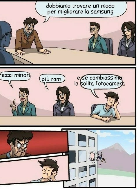 Samsung - meme