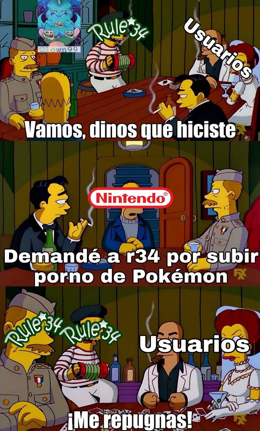 Ese Nintendo (hay fiesta de positivos :D) - meme