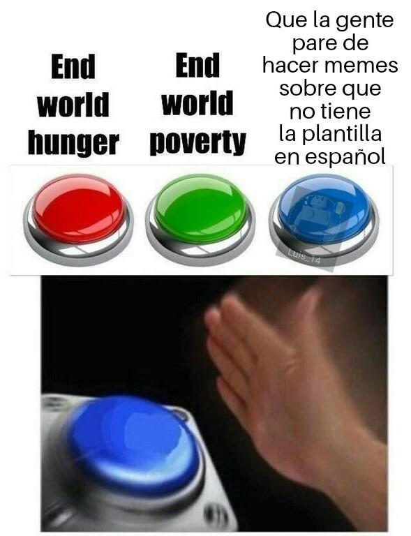 Blue bottom - meme