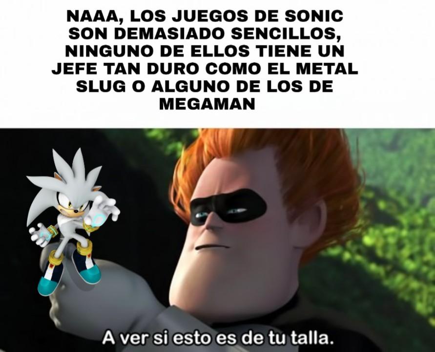 Sonic 06 - meme