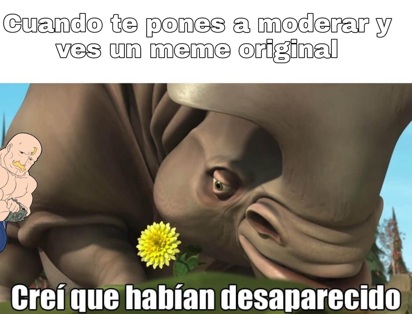 Plantilla antigua - meme