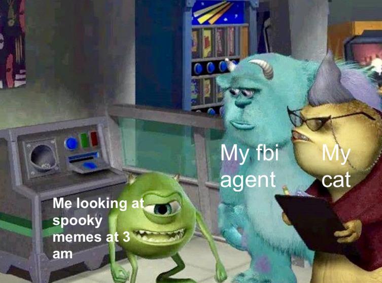 Spooky memes 4