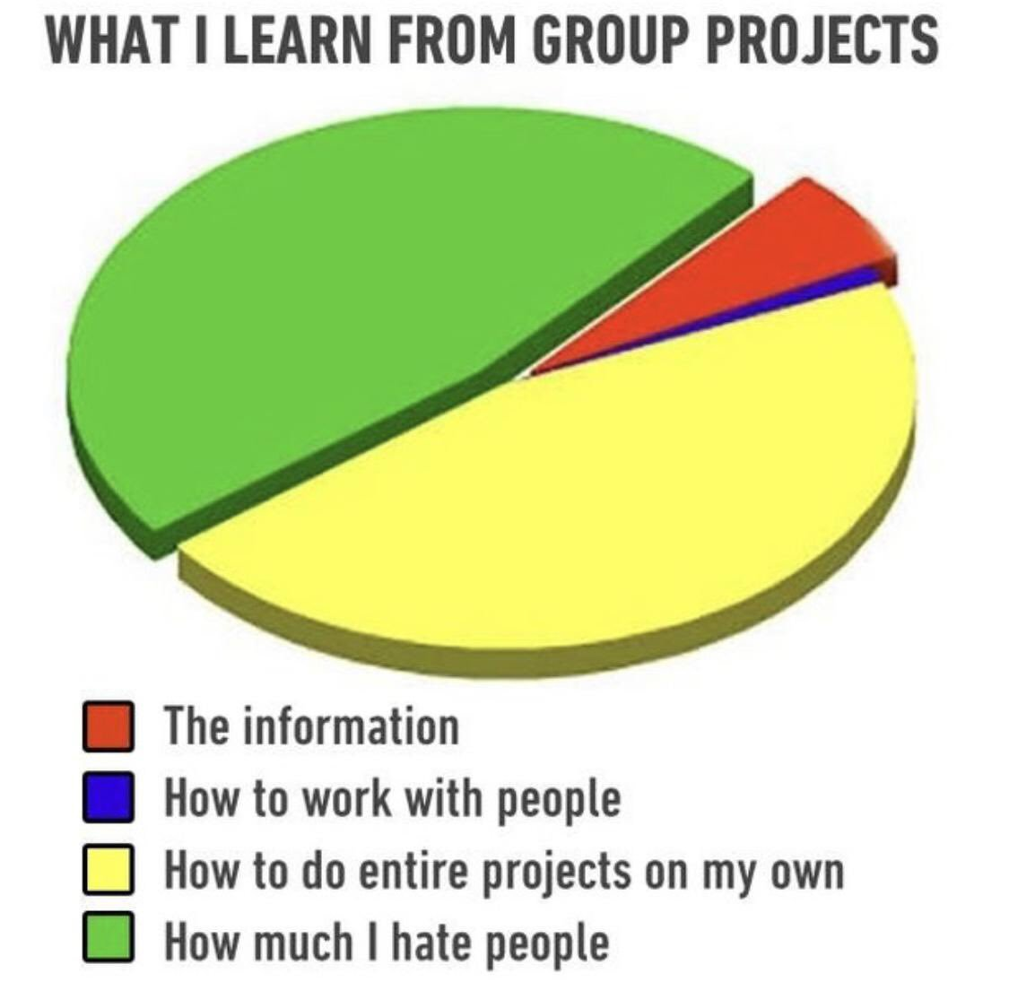 Group projects - meme