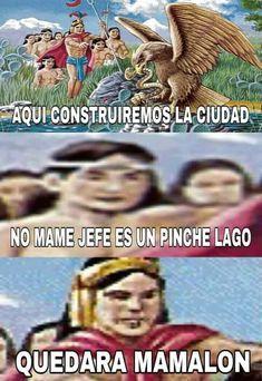 la historia mexicana - meme