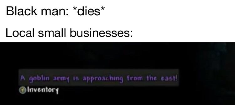 dongs in a business - meme
