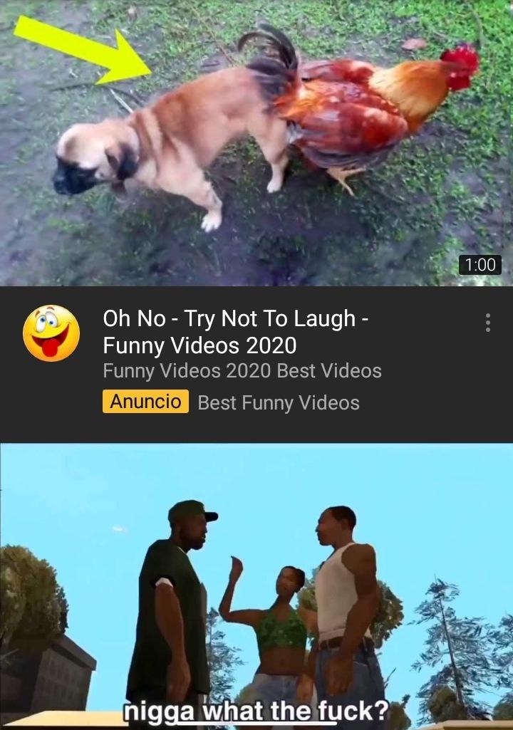 Que carajos con youtube - meme