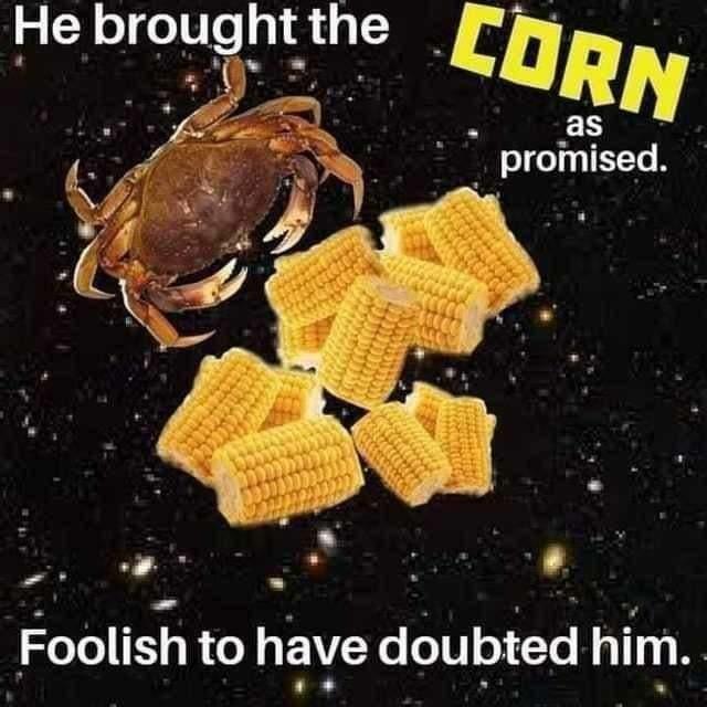 Just a corny meme